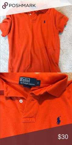 Men's Ralph Lauren polo shirt Gently used polo Polo by Ralph Lauren Shirts Polos