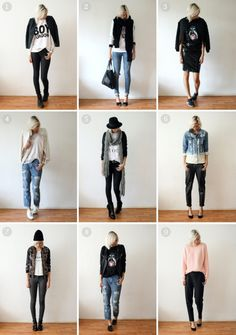 Basic: Outfit ideas