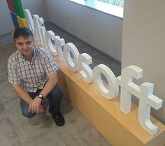 Desde las oficinas de @microsoftarg #microsoft #argentina
