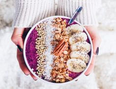 Le porridge à varier à l'infini ! – Amélie tauziede