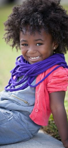 For Day 2 or 3 this is what Dakota's hair would do after a twist out with bed head to moisturize. Black IS beautiful! Precious Children, Beautiful Children, Beautiful Babies, Beautiful Smile, Black Is Beautiful, Beautiful People, Marley Twists, Just Smile, Smile Face