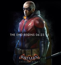 At the age of nine, Timothy Drake cleverly deduced the identities of Batman and Robin. Four years later, after the death of Jason Todd, Tim convinced Batman that he should be the new Robin. Batman Arkham City, Batman Arkham Series, Batman Arkham Origins, Gotham City, Batman Robin, Batman Arkham Knight Robin, Nightwing, Batgirl, Catwoman