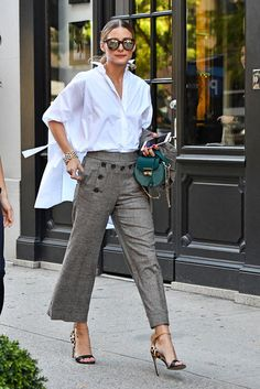 Olivia Palermo Business-Mode