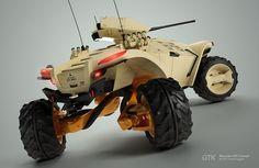 Resultado de imagen de urban military car