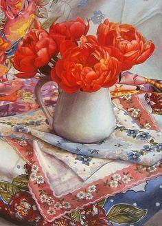 Art of Barbara Edidin Colored Pencil
