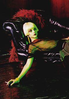 Jessica Stam / Vogue Italia April 2007 by Peter Lindbergh