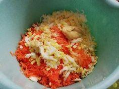 Mrkvová pomazánka | recept na vynikající zeleninovou pomazánku | jitulciny-recepty.cz Grains, Food, Essen, Yemek, Meals