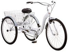 "Schwinn Meridian Wheel Trike Bicycle, White, 14""/One Size... https://www.amazon.com/dp/B01GZSMDEQ/ref=cm_sw_r_pi_dp_x_eafgzbAA43C67"