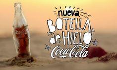 Coca-Cola lança garrafa de gelo pra manter a bebida gelada até o fim.Não precisa reciclar, já que a garrafa derrete por si própria no final. Ainda assim, ela traz um rótulo para evitar que suas mãos congelem também. A inovadora e refrescante garrafa foi desenhada pela Ogilvy & Mather e apresentada em Cartagena, Colômbia.