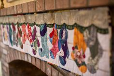 34 amazing applique border and runner patterns images in 2019