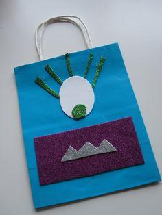 Monster Treat Bags....