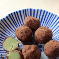 Matcha Truffles