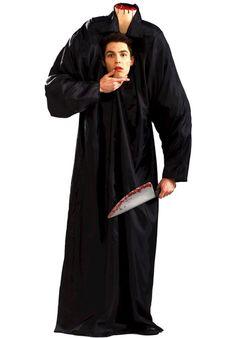 Headless Man Costume - Ghost & Headless Costumes at Escapade™ UK - Escapade Fancy Dress on Twitter: @Escapade_UK