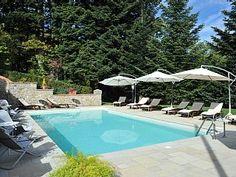 Stilvolle Wohnung mit großem Pool in der schönen Landschaft - Berge    - Casa Marcello