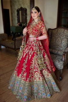 Check out Rimple and Harpreet's bridal Lehenga that we are totally drooling over. Check his bridal Lehenga & Saree pieces and Different ways to drape them and also Groom Wear in the link attached below.   #indianweddings #shaadisaga #intimatewedding #indiandesigners #weddingdesigners #weddingoutfits #bridallehenga #bridalsaree   #lastestdesignlehenga #indianweddingtrends #lockdownweddings #pastellehenga #uniquelehenga #embellishedlehenga  Wedding Dress Backs, Wedding Dresses For Girls, Wedding Dress Sleeves, Designer Wedding Dresses, Dress Lace, Prom Dress, Wedding Lehnga, Indian Bridal Lehenga, Indian Bridal Outfits