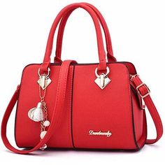 NEW Brand Women Hardware Ornaments Solid Totes Handbag High Quality Lady Party Purse Casual Crossbody Messenger Shoulder Bags - Gray FEER SHIPPING Source by CreativeDreamscape and purses crossbody Satchel Handbags, Gucci Handbags, Purses And Handbags, Leather Handbags, Cheap Handbags, Cheap Purses, Cheap Bags, Handbags Online, Fall Handbags