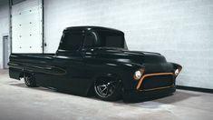 1957 Chevy Truck fleetside