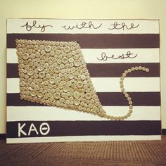 Fly with the best Kappa Alpha Theta
