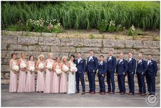 Sparkly Navy and Blush Wedding, Navy and Blush, Wedding, Wedding Party, Navy Blue Suits, Pink Bridesmaid Dress, Pink Dress, Wedding, Galena IL, Galena IL Wedding, Galena Wedding Photography, Galena Wedding Photographer, UnPosed Photography Galena, UnPosed Photography
