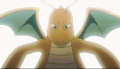 animated animated_gif dragon_dive dragonite epic fire mamoswine no_humans pokemon