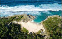 Rodrigues secluded  beach