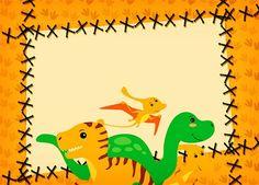 Kits Imprimibles de Dinosaurios para descargar gratis