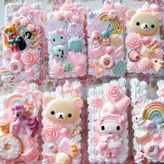 Trytry 8 Sheets DIY Cute Kawaii Cool Sweet Small Assortment Heart Different Jungle Animals Sponge Decorative Diary Album Calendar Stickers Scrapbooking Craft For Kids Phone Kawaii Phone Case, Decoden Phone Case, Girly Phone Cases, Diy Phone Case, Iphone Cases, Phone Covers, Iphone 6, Box Kawaii, Kawaii Diy