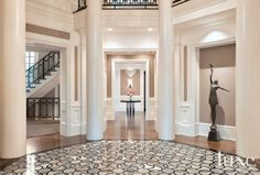 Traditional Classical Neutral Entry Gallery
