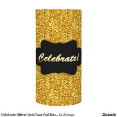 When the sun goes down the lights don't have to go out thanks to Zazzle's Gold candles. Shop our great designs for yourself or to give as gifts! Gold Candles, Gold Glitter, Clocks, Candle Holders, Canvas Art, Lights, Pillows, Celebrities, Design