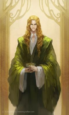Glorfindel of the Golden Flower, by ENDORE