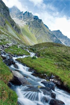 Scenic Beauty of Tiroler Oberland, Austria. Perfect for your Unique Europe Travel. via #Austria.