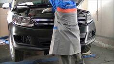 VOLKSWAGEN TIGUAN 2011- ΠΡΟΦΥΛΑΚΤΗΡΑΣ ΕΜΠΡΟΣ Volkswagen