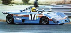 Jo Bonnier, Lola T290, Ecurie Filipinetti, Euro Sport 2000 (European 2-Litre Sports Car Championship), 1972.