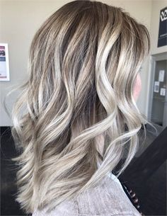 Top 11 Hair Color Ideas for Medium Hairstyles 2018 Spring