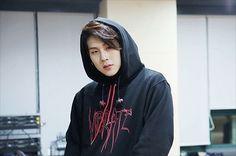 """1,621 Me gusta, 1 comentarios - ⠀⠀⠀⠀MONSTA X ❌JOOHEON (@jooheonupdates) en Instagram: """" . GENIE MUSIC SPECIAL  cr: genie  #주헌 #Monsta_X #Jooheon"""""""