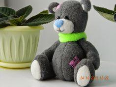 Блог Гали Рами: Тедди мишка и котик по одной выкройке
