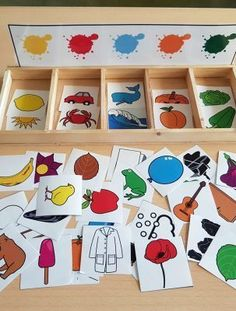 montessori kleinkinder selbstgemacht - Welcome to our website, We hope you are satisfied with the content we offer. Preschool Learning Activities, Infant Activities, Educational Activities, Preschool Activities, Montessori Toddler, Montessori Toys, Montessori Color, Kids Education, Ideas