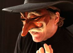 David Knezz Maskmaker - Commedia