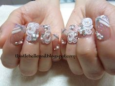 Thistlebelle Nail Boutique: April 2012
