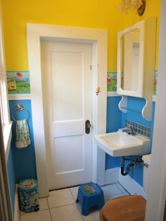 Spongebob Bathroom