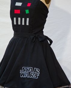 Darth Vader Dress by Lameasaurus