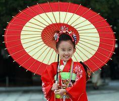 Smile is the best - Meiji Jingu, Tokyo