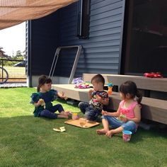 芝生/庭…などのインテリア実例 - 2014-06-09 03:38:00