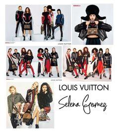 Selena Gomez Louis Vuitton Series 5 2016