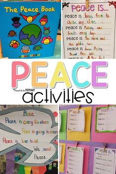Looking for the perfect way to celebrate and teach about peace in your classroom? You will love these ideas and peace activities for Remembrance Day and Veteran's Day. Grab a few poetry writing activities with FREE templates and a poppy art lesson. #veteransdayactivities #remembrancedayactivities #peaceactivities #peaceart #poppyart