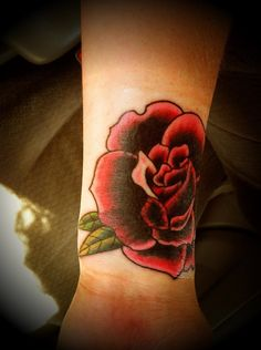 Rose cover up tattoo doing this to cover mine tattoos for Tattoo shops in salem ma