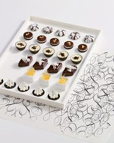 mini desserts!