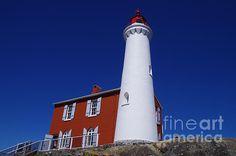 Fisgard Lighthouse, Victoria, B.C. marilyn-wilson.artistwebsites.com