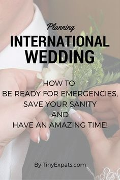 Planning an international wedding Wedding Places, Wedding Tips, Our Wedding, Plan International, Save Yourself, How To Plan, Blog, Wedding Reception Venues, Marriage Tips