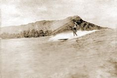 Surf photo from 1924.